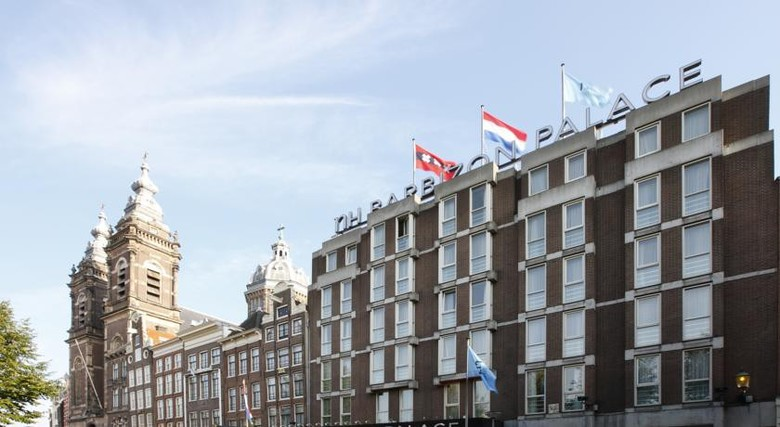 Hotel NH Collection Amsterdam Barbizon Palace