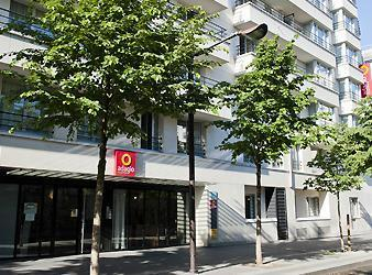 Aparthotel  Adagio City  Buttes Chaumont