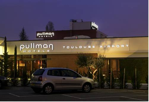 Hotel Pullman Toulouse A�roport