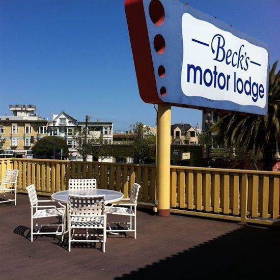 Hotel Beck's Motor Lodge