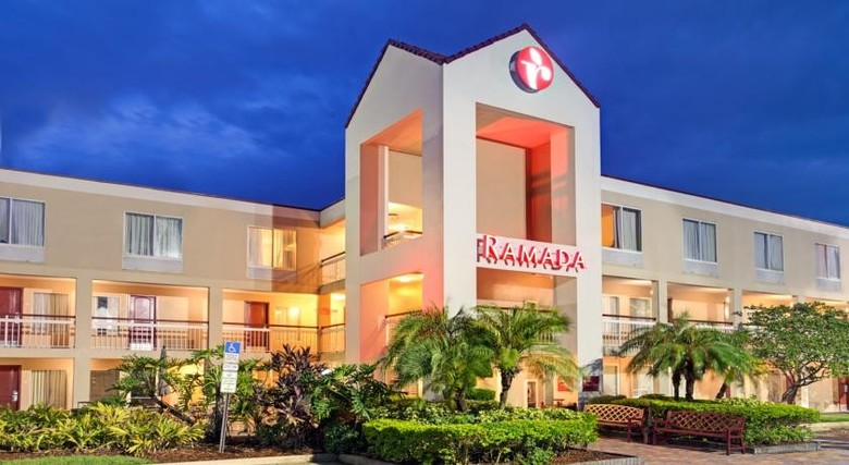 Hotel Ramada Inn Convention Center International Drive Orlando