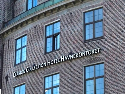 Clarion Collection Hotel Havnekontoret