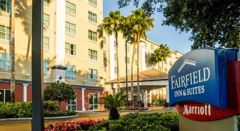 Hotel Fairfield Inn & Suites By Marriott Orlando International Drive/convention Center