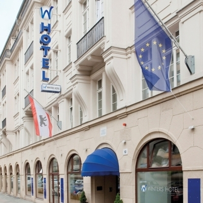 Hotel Winter's Berlin Mitte Am Checkpoint Charlie