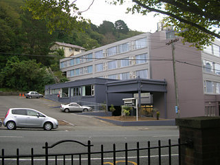 Silveroaks Hotel On Thorndon Wellington
