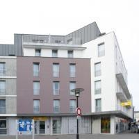 Hotel Appart´city Nantes Chateau