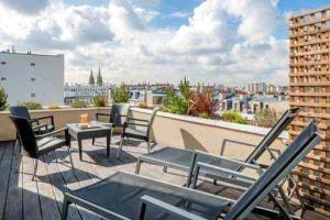 Aparthotel # Citadines Republique Paris