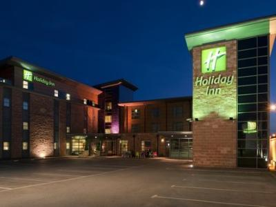 Hotel Holiday Inn Manchester Central Park