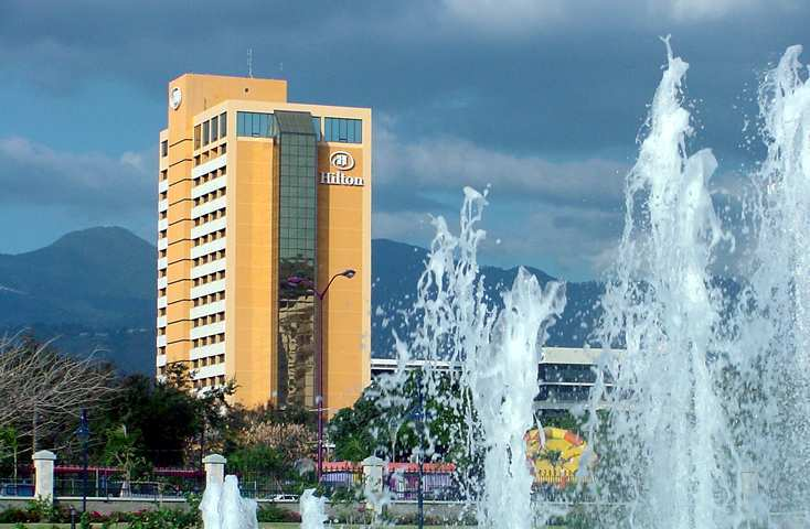 Hotel Hilton Kingston Jamaica