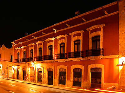Hotel Mansion Real Morelia