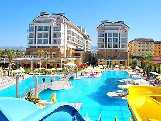 Hedef Resort Spa Hotel