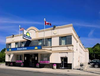 Hotel Days Inn Toronto East Beaches