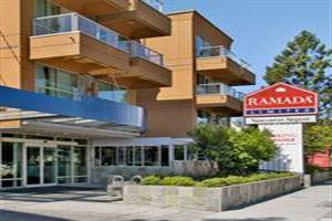 Hotel Ramada Limited Vancouver Airport