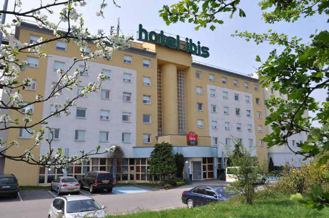 Hotel Ibis Luxembourg Airport