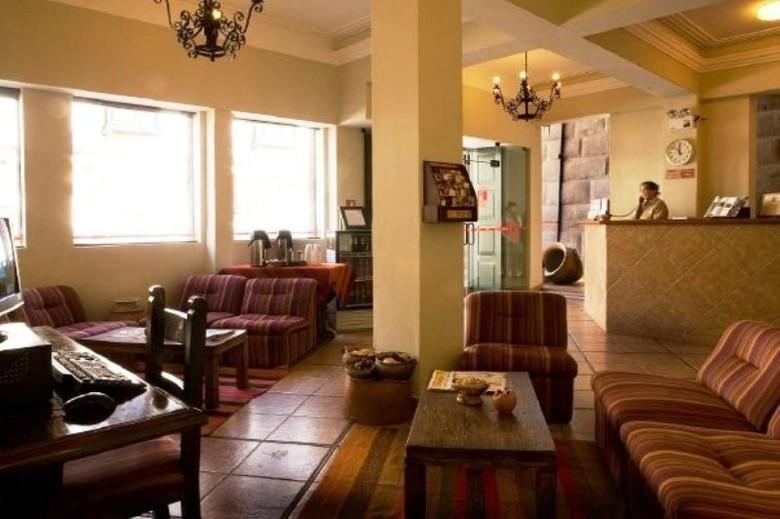 Hotel casa andina standard cusco catedral cusco for Hotel casa andina classic cusco plaza