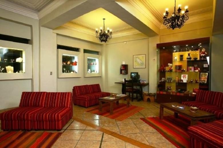 Hotel casa andina standard cusco catedral cusco for Hotel casa andina classic cusco catedral