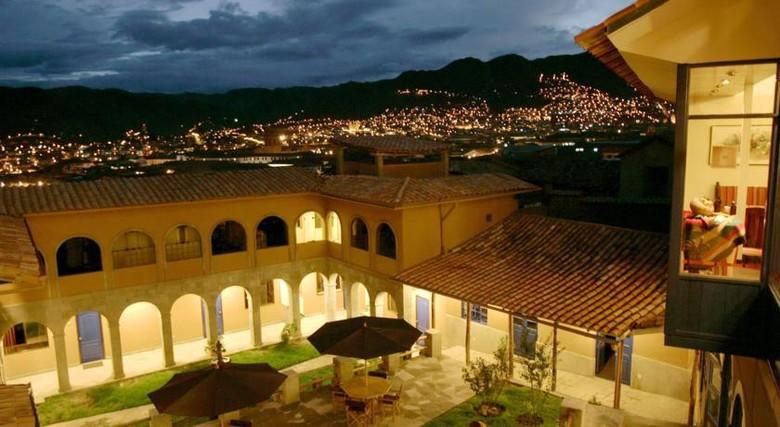 Hotel casa andina standard cusco san blas cusco for Hotel casa andina classic catedral