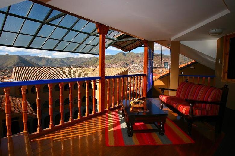 Hotel casa andina standard cusco san blas cusco for Hotel casa andina classic plaza cusco