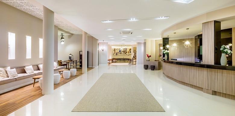 Hotel h10 white suites boutique slo adultos playa blanca for Design hotel lanzarote