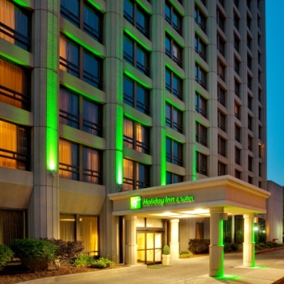 Hotel Holiday Inn Suites Downtown