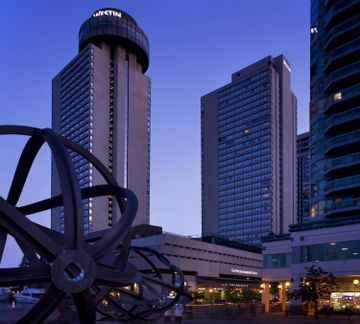 Hotel Westin Harbour Castle(crnr-kng