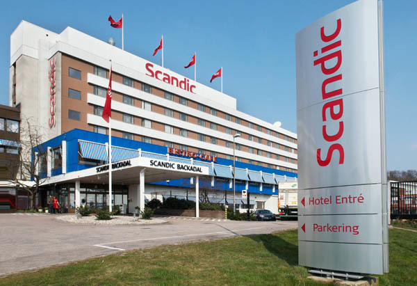 Hotel Scandic Backadal