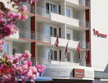 Hotel Mercure Limoges Royal Limousin
