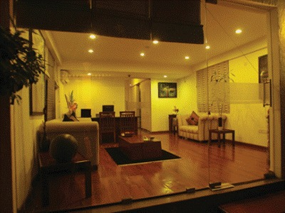 Hotel Justa - The Residence Off Mg Road, Bangalore