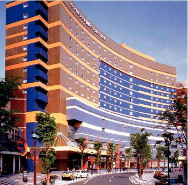 Hotel Canal City Fukuoka Washington