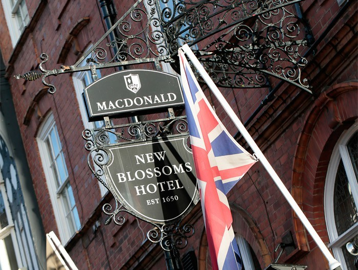 Macdonald New Blossoms Hotel