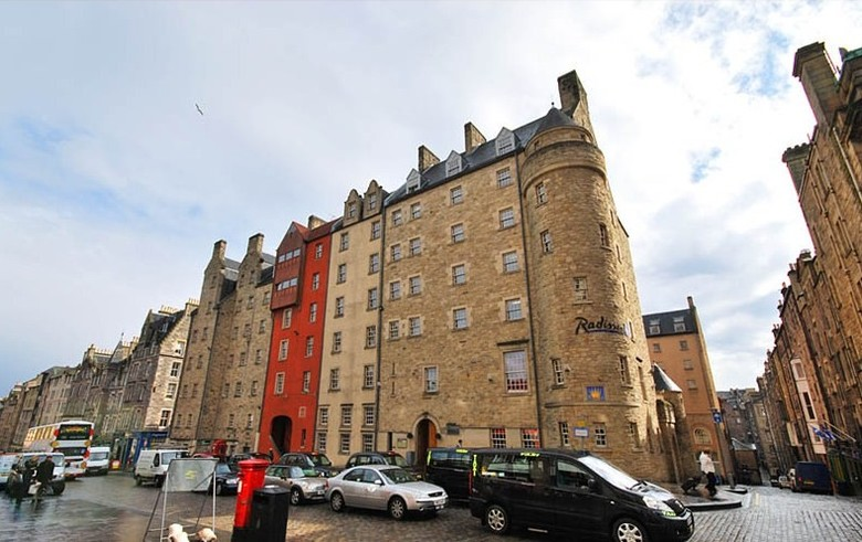 Hotel Radisson Blu Edinburgh