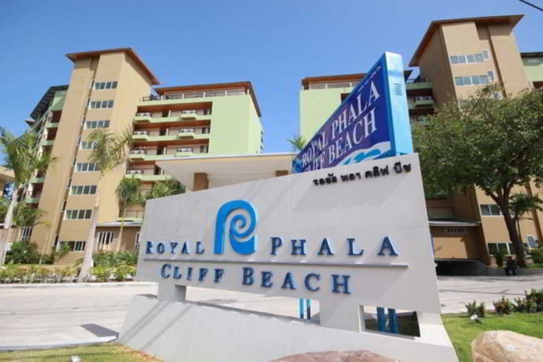 Hotel Phala Cliff Beach Resort