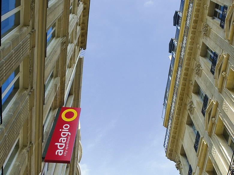 Aparthotel adagio paris opera paris paris ile de france for Apparthotel en france