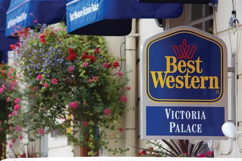 Hotel Best Western Victoria Palace