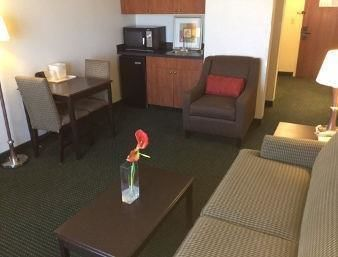 Hotel Comfort Suites Denver International Airport