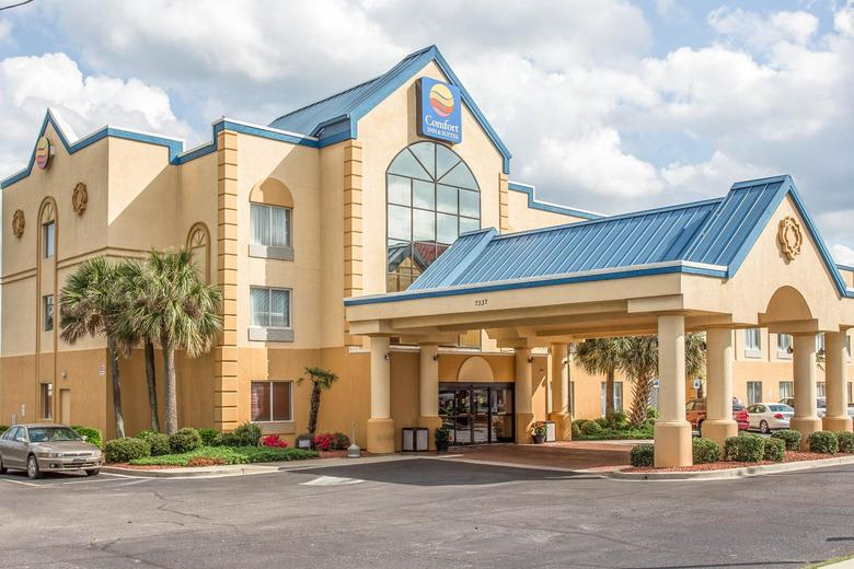 Hotel Comfort Inn & Suites Ft.jackson Maingate