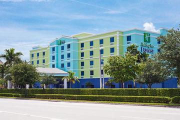 Hotel Holiday Inn Express Ft Lauderdale Airport/cruise