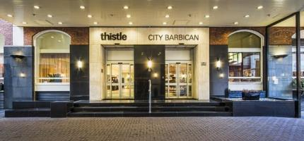 Hotel Thistle City Barbican
