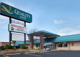 Hotel Quality Inn Southwest