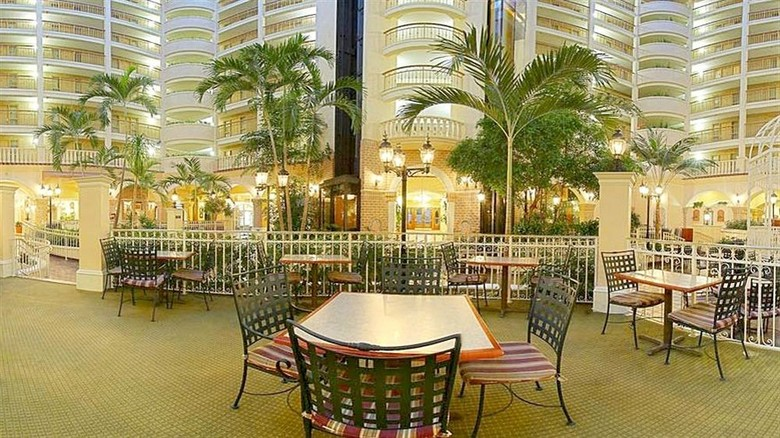 Hotel Embassy Suites Orlando- International Drive South/convention