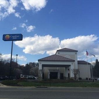 Hotel Comfort Inn Richmond Airport