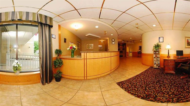 Hotel Comfort Inn Trolley Square
