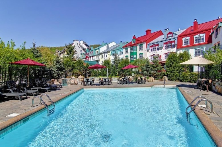 Hotel Homewood Suites By Hilton Mont-tremblant Resort