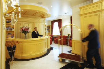 Hotel Best Western Royal Palace