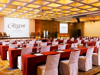 Regent Singapore  - A Four Seasons Hotel