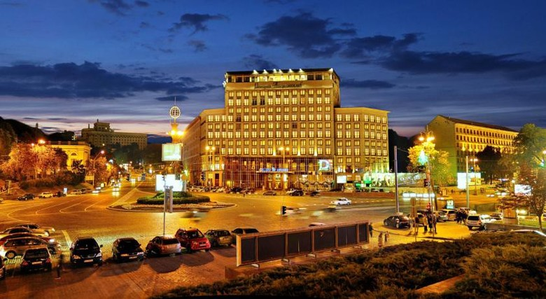 Hotel Dnipro