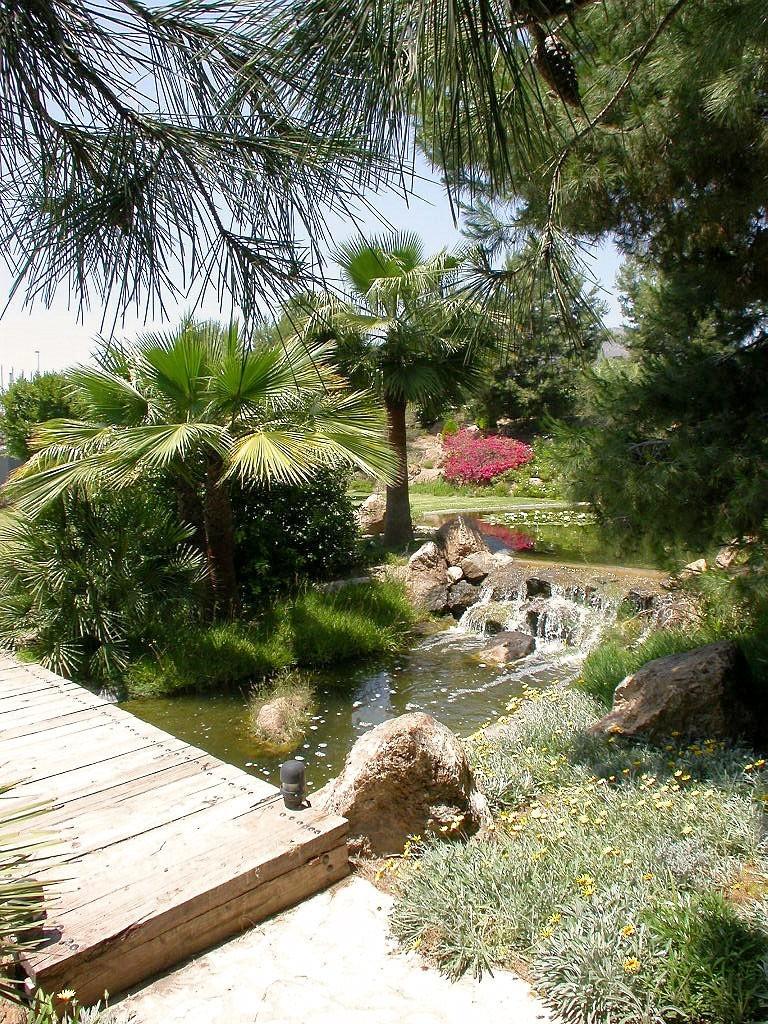 Hotel jardines de amaltea lorca murcia for Spa jardines lorca