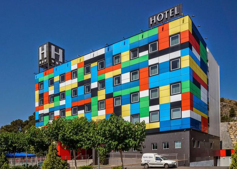 Hotel sercotel riscal puerto lumbreras murcia - Hotel en puerto lumbreras ...