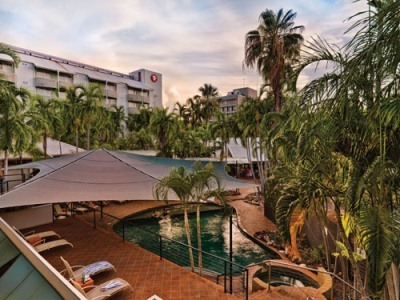 Hotel Travelodge Mirambeena Resort Darwin