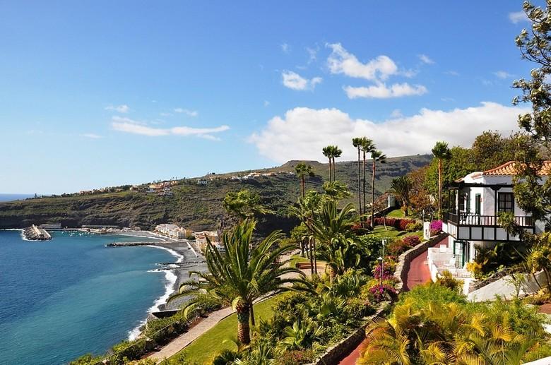 Hotel jardin tecina playa santiago la gomera for Jardin tecina gomera